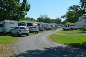 Campground Outdoor Area